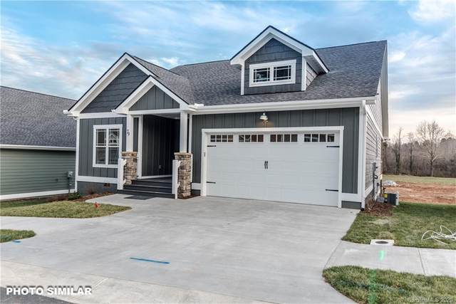 113 Leyland Circle #43, Hendersonville, NC 28792 (#3601241) :: Charlotte Home Experts