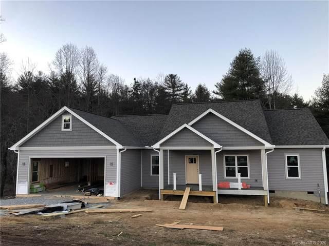 202 Hidden Knoll Drive, Hendersonville, NC 28792 (#3601247) :: Mossy Oak Properties Land and Luxury