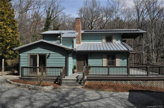 218 East Park Drive, Tryon, NC 28782 (#3601321) :: Carlyle Properties