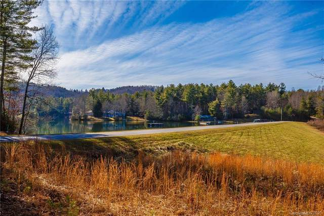 Lot 124-C-R Lake Lane 124-C-R, Brevard, NC 28712 (#3601357) :: The Mitchell Team