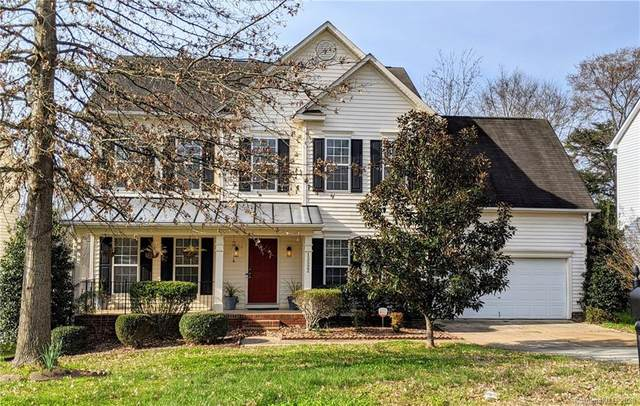 13522 Honeytree Lane, Pineville, NC 28134 (#3601361) :: Zanthia Hastings Team