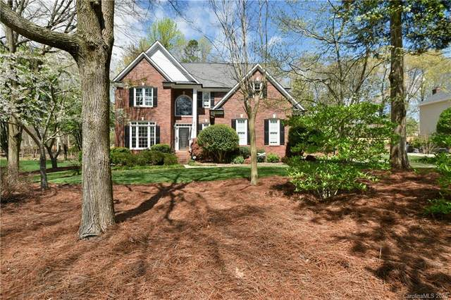 6811 Hollow Oak Drive, Mint Hill, NC 28227 (#3601364) :: Keller Williams South Park
