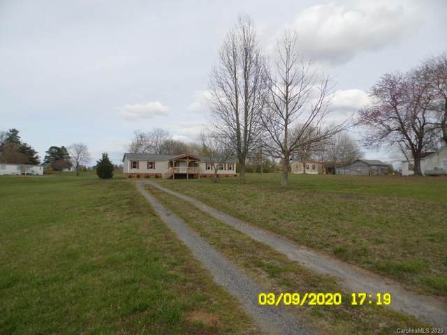 5508 Highway 27 Highway, Vale, NC 28168 (#3601403) :: High Performance Real Estate Advisors
