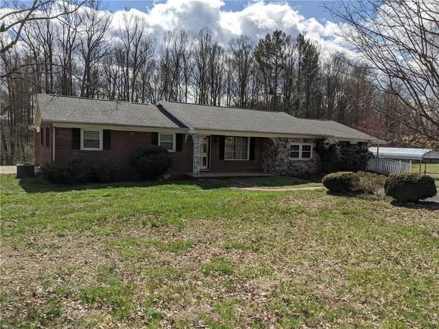 560 Jay Burke Road, Taylorsville, NC 28681 (#3601409) :: Keller Williams Biltmore Village