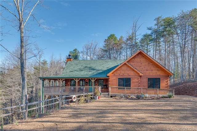 746 Mountain Lakes Drive, Tryon, NC 28782 (#3601427) :: DK Professionals Realty Lake Lure Inc.