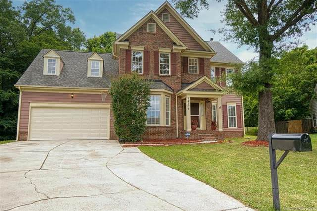 12501 Deer Hollow Court, Charlotte, NC 28273 (#3601448) :: Stephen Cooley Real Estate Group