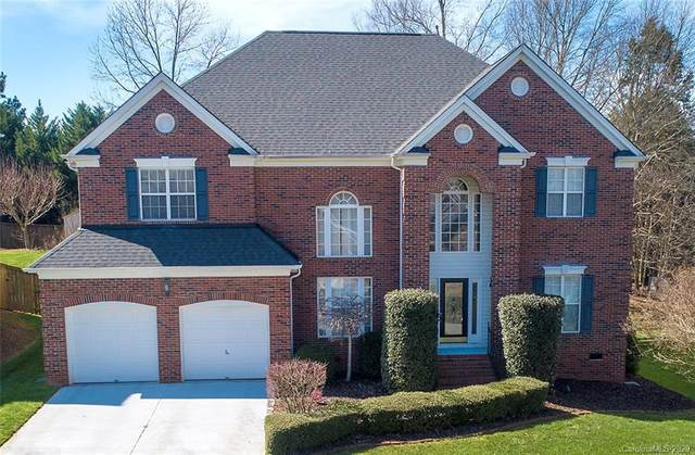 12323 Tantallon Court, Pineville, NC 28134 (#3601524) :: Homes with Keeley | RE/MAX Executive