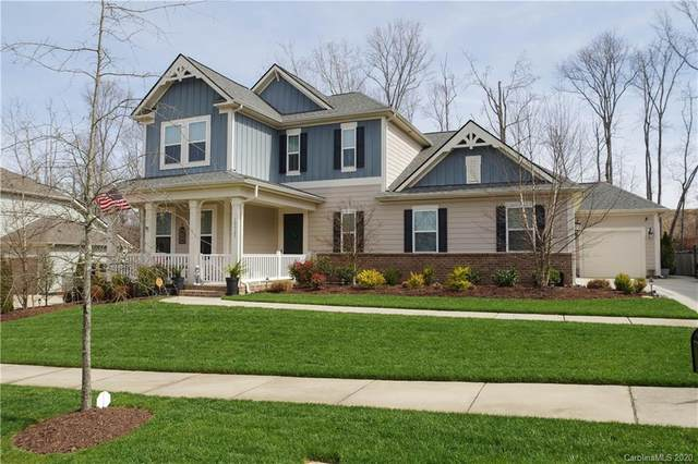 10925 Vanguard Parkway, Huntersville, NC 28078 (#3601578) :: MartinGroup Properties