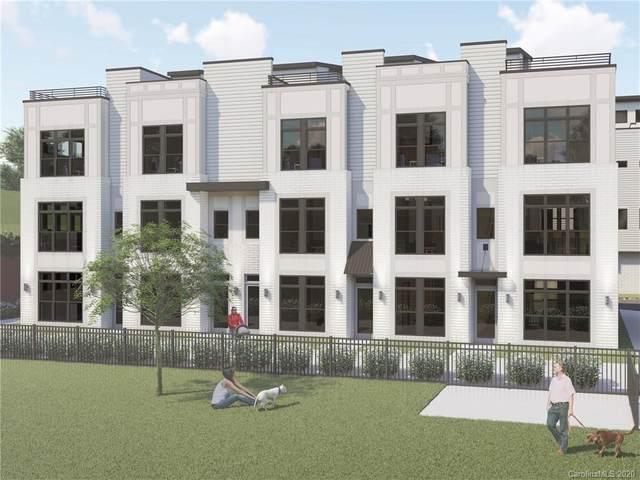 2335 Wesley Village Road #3, Charlotte, NC 28208 (#3601592) :: LePage Johnson Realty Group, LLC