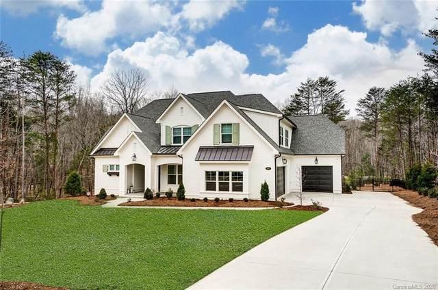 2105 Seth Drive #7, Weddington, NC 28104 (#3601601) :: LePage Johnson Realty Group, LLC