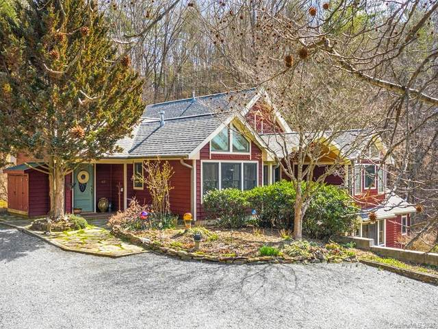 62 Early View Road, Leicester, NC 28748 (#3601725) :: Keller Williams Professionals