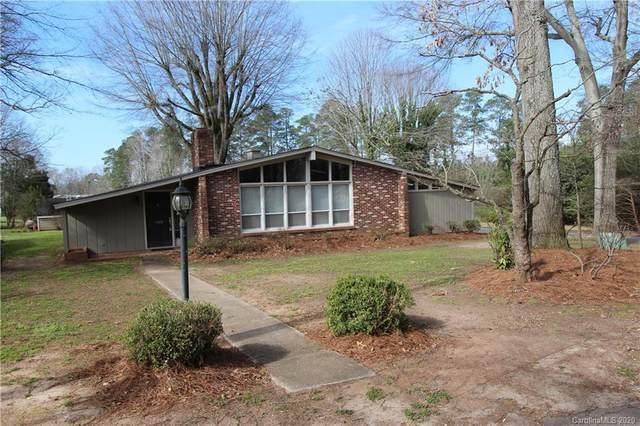 1400 Center Street, Wadesboro, NC 28170 (#3601757) :: Robert Greene Real Estate, Inc.