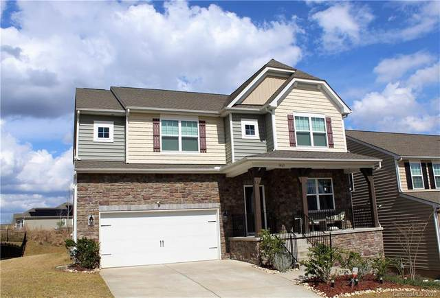 1463 Tomkins Knob Drive, Fort Mill, SC 29715 (#3601761) :: Homes Charlotte