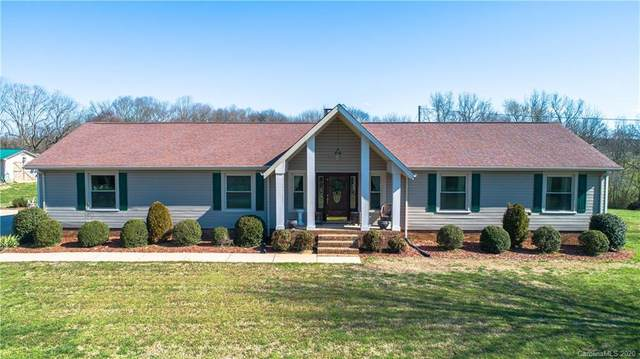 4862 Rocky Mount Church Road, Polkton, NC 28135 (#3601833) :: Austin Barnett Realty, LLC