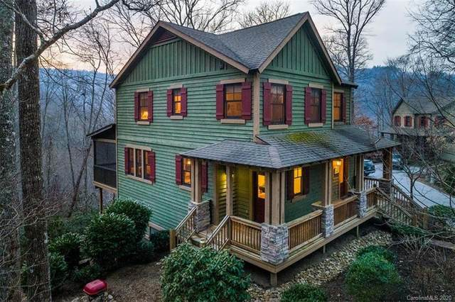 151 Mossycup Court, Tuckasegee, NC 28783 (#3601870) :: MartinGroup Properties