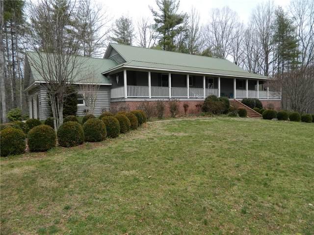 1755 Old Davis Place, Lenoir, NC 28645 (#3601898) :: Scarlett Property Group
