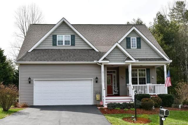55 Stone House Road, Hendersonville, NC 28739 (#3602029) :: Keller Williams Professionals
