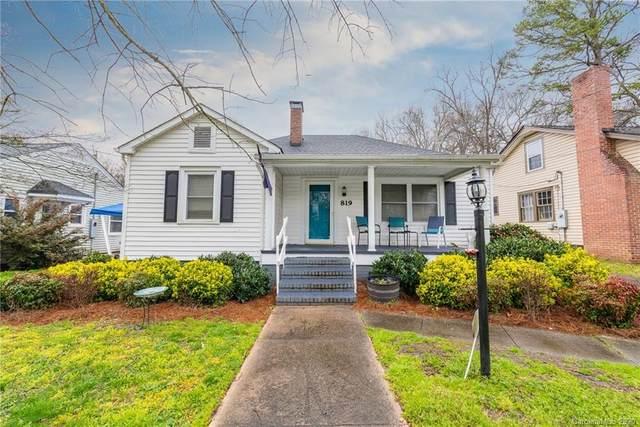 819 S Jackson Street, Gastonia, NC 28052 (#3602141) :: MartinGroup Properties