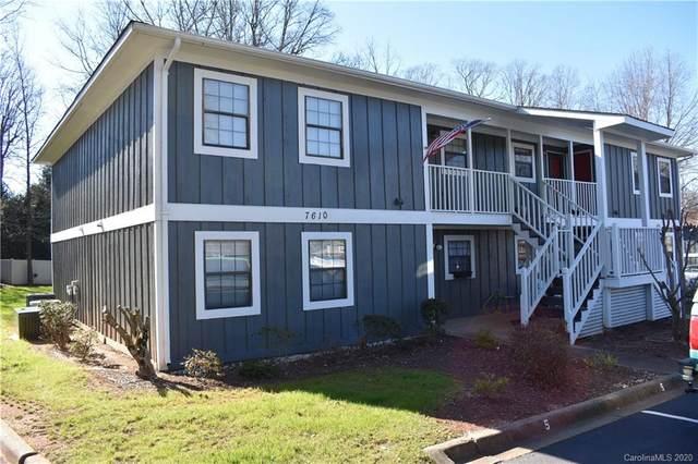 7610 Woods Lane, Cornelius, NC 28031 (#3602143) :: High Performance Real Estate Advisors