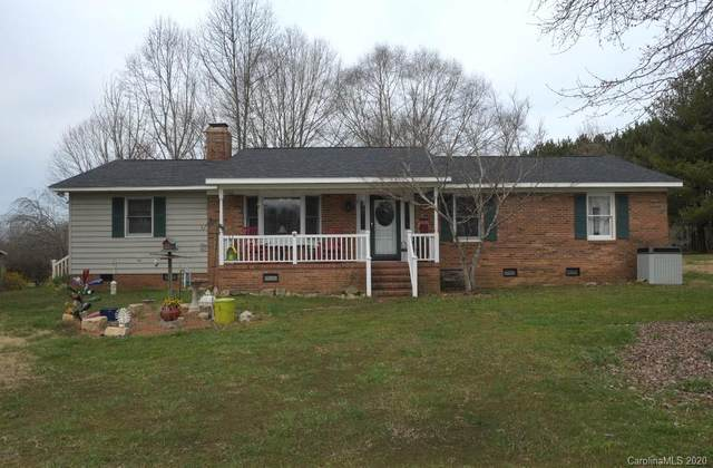 954 Hart Road, Woodleaf, NC 27054 (#3602152) :: Stephen Cooley Real Estate Group