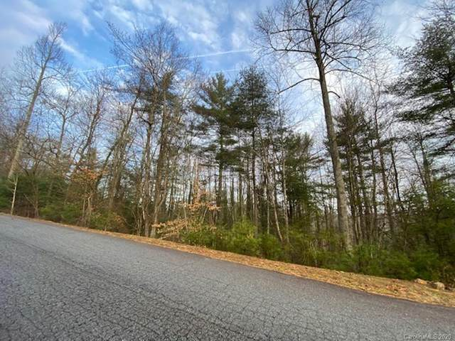 LOT 4 A Corsica Lane, Saluda, NC 28773 (#3602162) :: The Mitchell Team