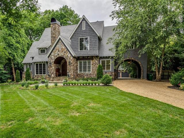1120 Queens Road W, Charlotte, NC 28207 (#3602179) :: Stephen Cooley Real Estate Group