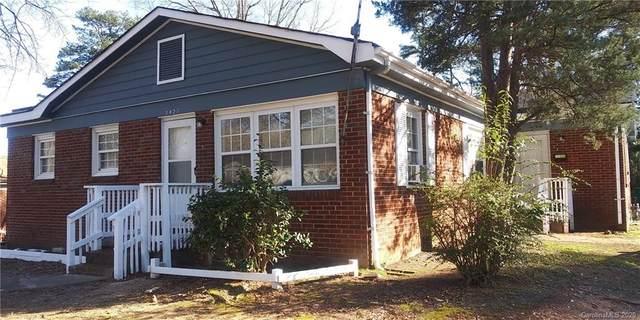 3427/3429 Meredith Avenue, Charlotte, NC 28208 (#3602193) :: Robert Greene Real Estate, Inc.