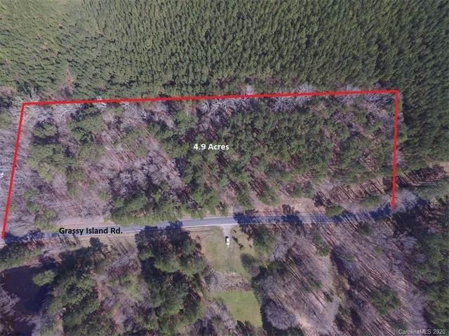 TBD Grassy Island Road, Wadesboro, NC 28170 (#3602210) :: Robert Greene Real Estate, Inc.