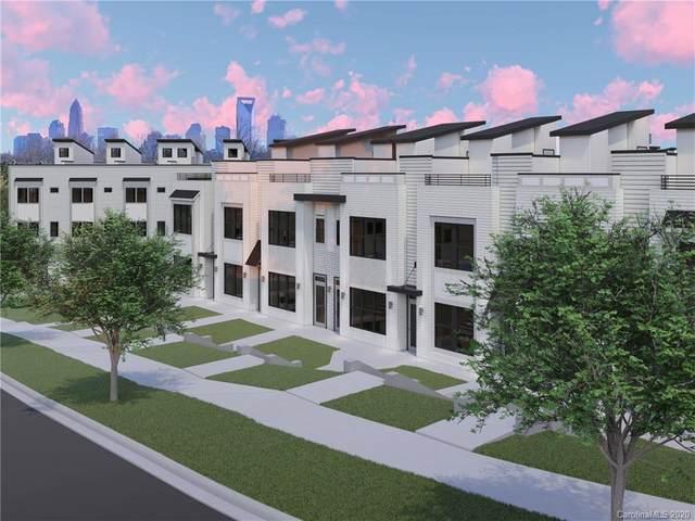 2335 Wesley Village Road #5, Charlotte, NC 28208 (#3602232) :: LePage Johnson Realty Group, LLC