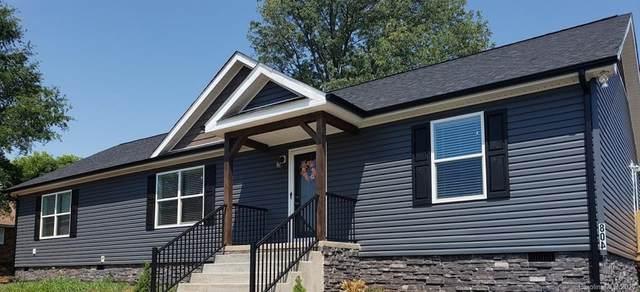 4743 Horseshoe Bend Road #44, Hudson, NC 28638 (#3602330) :: Rinehart Realty