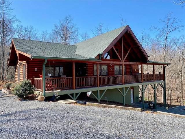199 Fall Creek Drive, Nebo, NC 28761 (#3602387) :: LePage Johnson Realty Group, LLC
