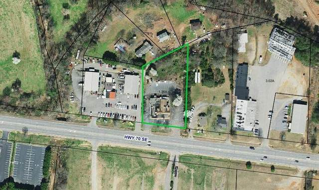 3133 Hwy 70 Highway SE, Newton, NC 28658 (#3602456) :: The Ramsey Group