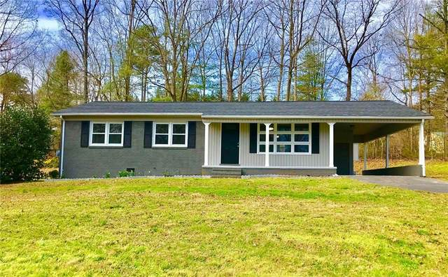 3112 Sides Drive, Connelly Springs, NC 28612 (#3602462) :: LePage Johnson Realty Group, LLC