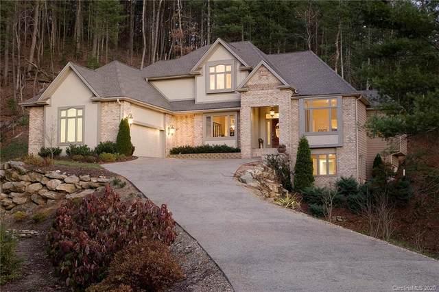 6 Mountain Spring Drive, Hendersonville, NC 28739 (#3602576) :: LePage Johnson Realty Group, LLC