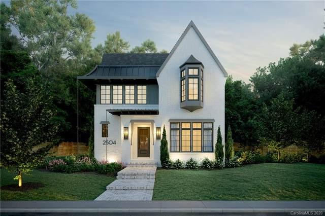 2504 Belvedere Avenue, Charlotte, NC 28205 (#3602604) :: MartinGroup Properties