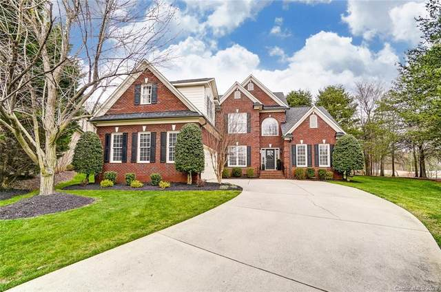 11550 James Richard Drive, Charlotte, NC 28277 (#3602623) :: Stephen Cooley Real Estate Group