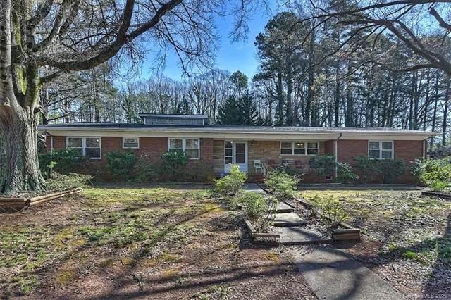 5501 Starkwood Drive, Charlotte, NC 28212 (#3602646) :: Austin Barnett Realty, LLC