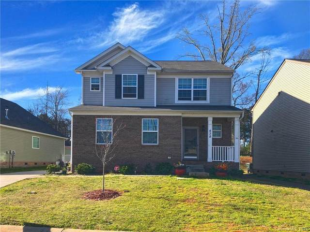 438 Anvil Draw Place, Rock Hill, SC 29730 (#3602663) :: Homes Charlotte