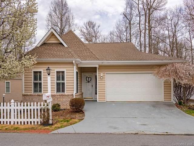 68 Carriage Summitt Way, Hendersonville, NC 28791 (#3602711) :: Caulder Realty and Land Co.