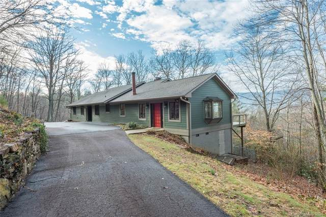 45 Hi View Drive, Black Mountain, NC 28711 (#3602731) :: Keller Williams Professionals