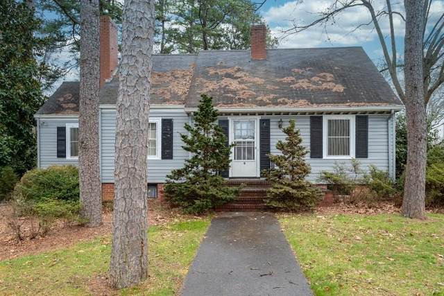 4 8th Avenue NW, Hickory, NC 28601 (#3602740) :: Carlyle Properties