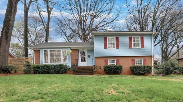 4507 Carriage Drive Circle, Charlotte, NC 28205 (#3602745) :: BluAxis Realty