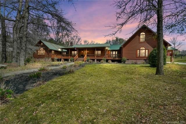 5201 Mount Carmel Road, Heath Springs, SC 29058 (#3602782) :: LePage Johnson Realty Group, LLC