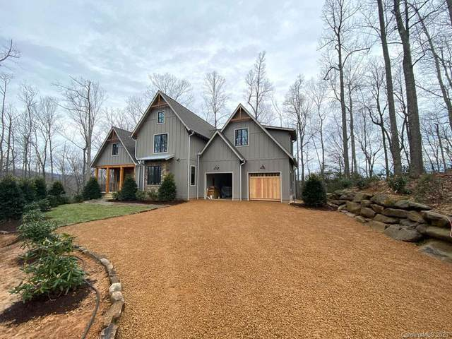 61 Open Ridge Trail, Pisgah Forest, NC 28768 (#3602802) :: LePage Johnson Realty Group, LLC