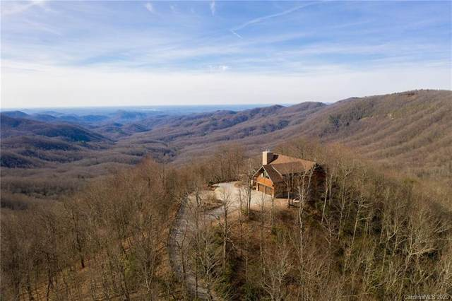 101 Laurel Knob Road, Rosman, NC 28772 (#3602838) :: MartinGroup Properties