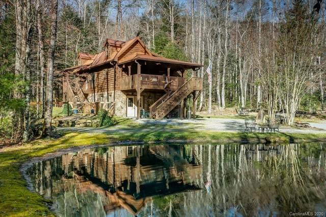 997 Proctor Road, Lake Lure, NC 28746 (#3602848) :: Rinehart Realty