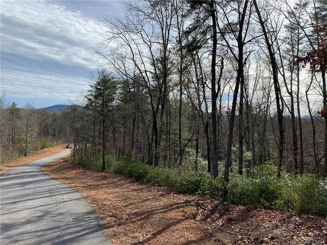 V/L 19-11 High Trail Drive 19-11, Nebo, NC 28761 (#3602952) :: Exit Realty Vistas