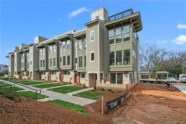 340 Uptown West Drive #64, Charlotte, NC 28208 (#3603060) :: MartinGroup Properties