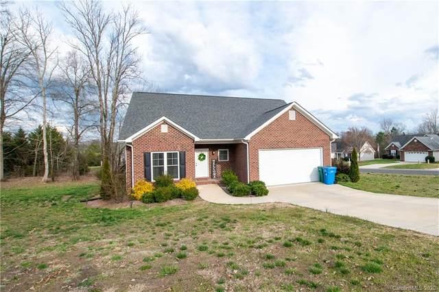 502 Platinum Drive #33, Albemarle, NC 28001 (#3603104) :: Besecker Homes Team