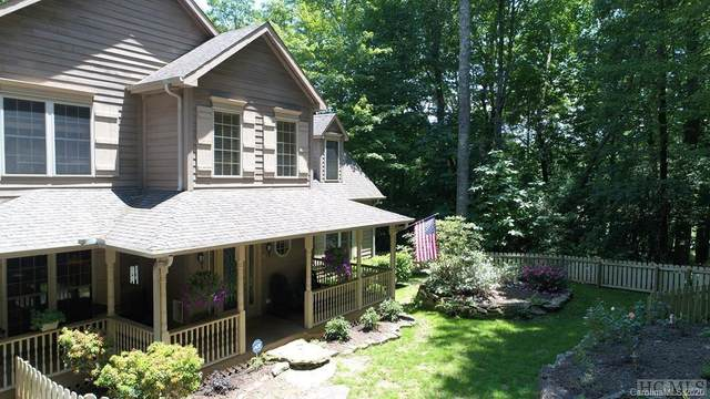 44 Old Mine Point, Lake Toxaway, NC 28747 (#3603106) :: BluAxis Realty